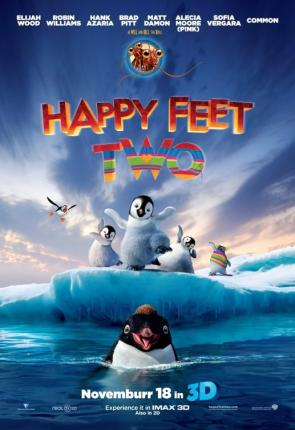 Happy Feet 2 ***
