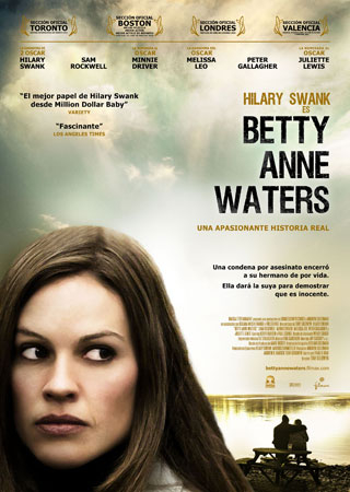 Betty Anne Waters ★★★