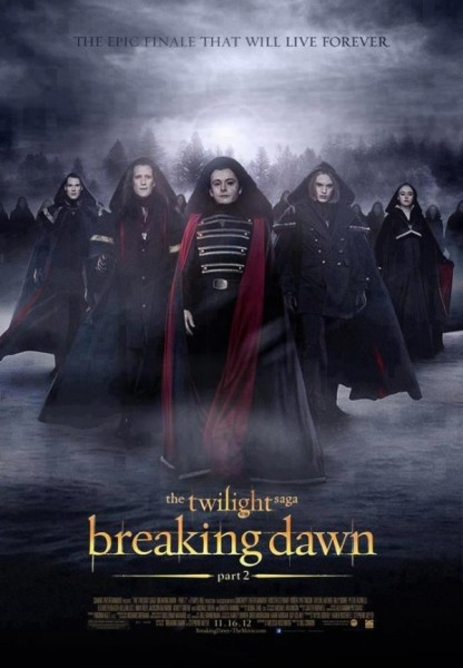 Breaking Dawn Part 2 ***