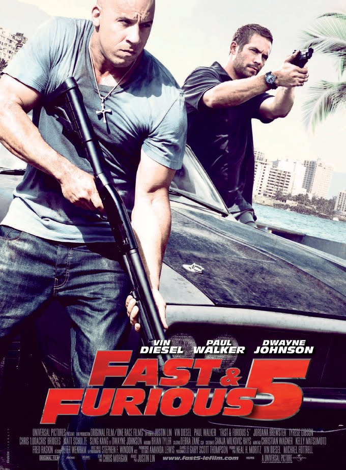 Fast and Furious 5  ★★