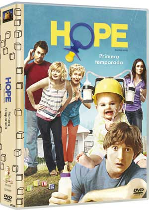 Concurso HOPE. 1ª temp. en DVD