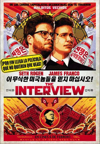 Concurso entradas THE INTERVIEW