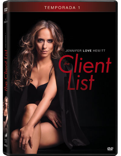 Concurso The Client List en DVD