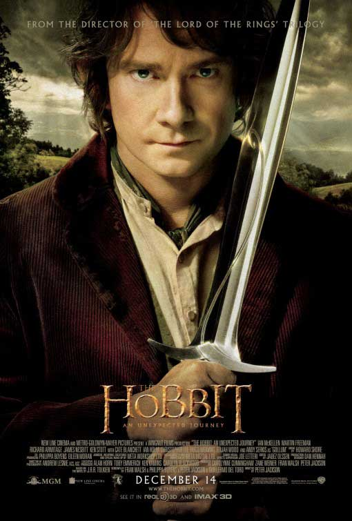 The Hobbit, An Unexpected Journey *****
