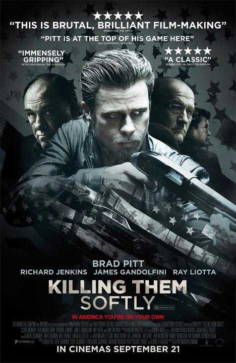 Killing Them Softly *****