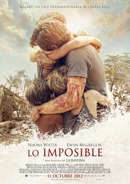 Lo imposible ****