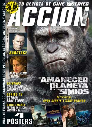 Revista ACCION nº 1407 Mes Julio de 2014