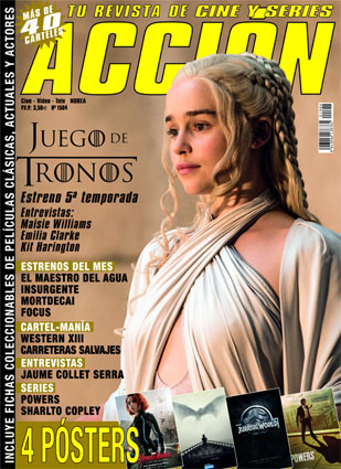 Revista ACCION nº 1504 Mes Abril de 2015