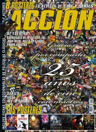 Revista ACCION 1704 Abril 2017