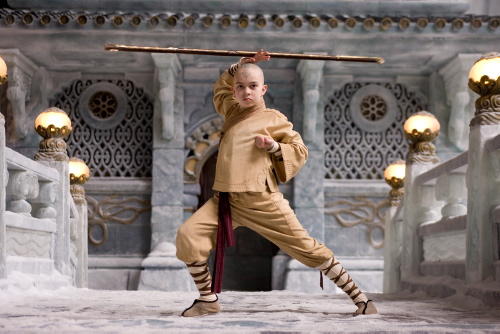 The Last Airbender. Trailer