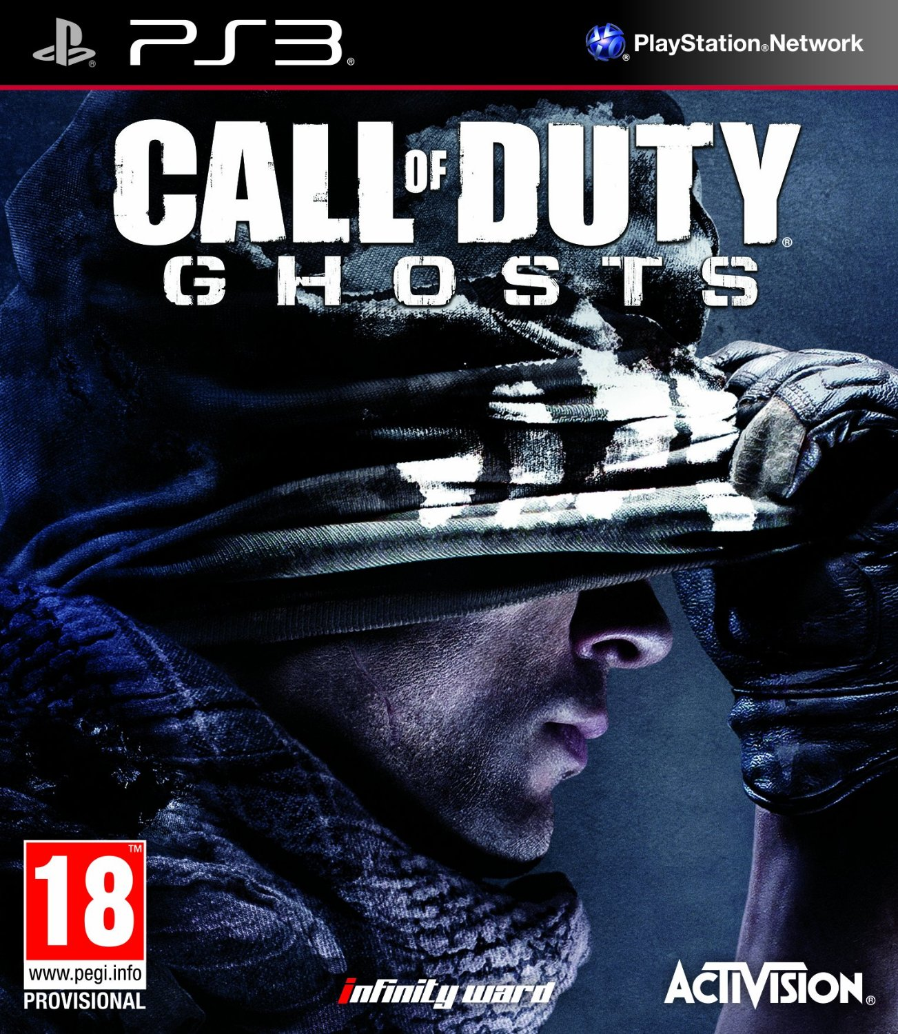 CALL OF DUTY®: GHOSTS lanzamiento trailer