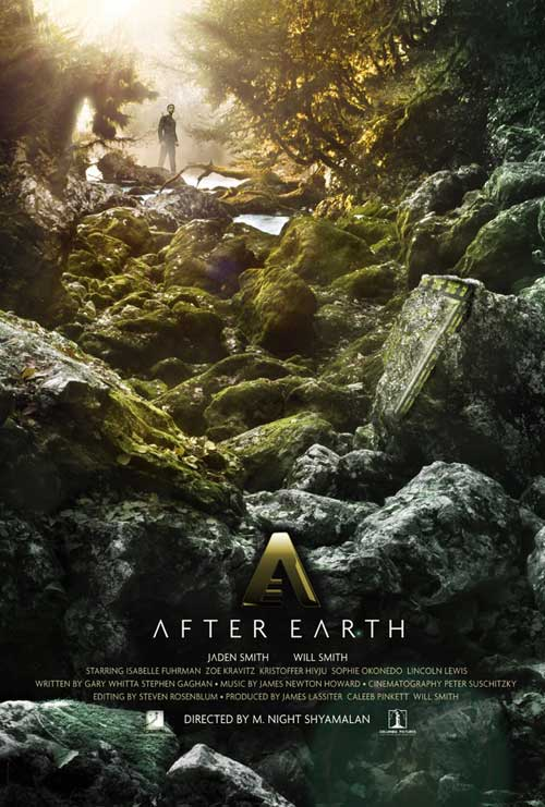 After Earth de M. Night Shyamalan.Trailer