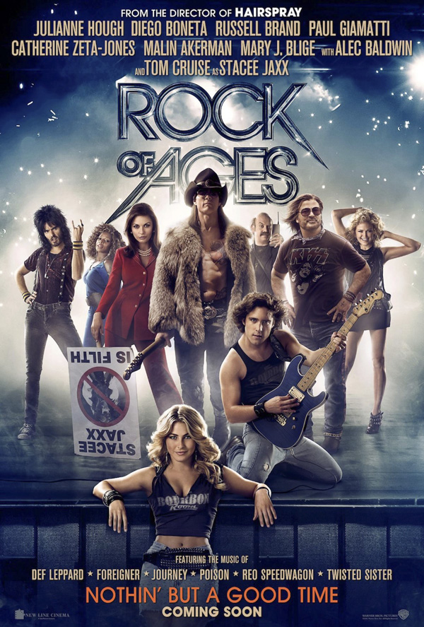 Rock of Ages (La era del Rock) Trailer en Español