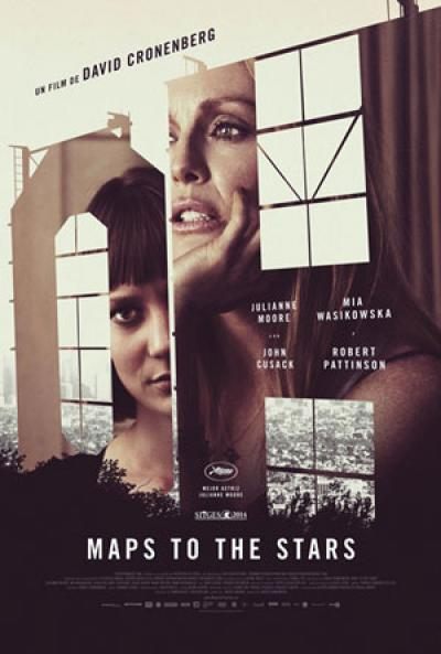Maps to the Stars ***
