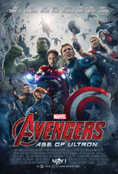 Avengers: Age of Ultron *****