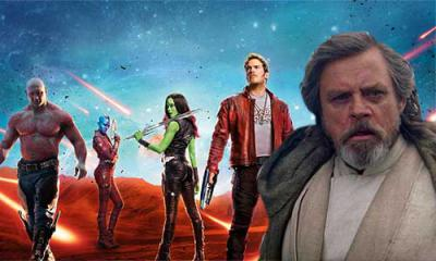 Mark Hamill podría estar en Guardianes de la Galaxia vol. 3.