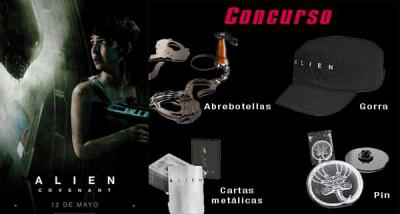 Concurso: Alien: Covenant