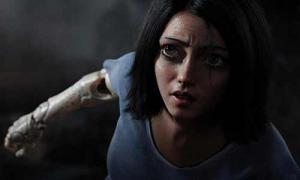 Nuevo Trailer del live-action Alita: Battle Angel