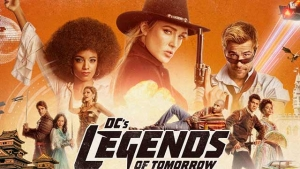 Legends of Tomorrow vuelve al rodaje con una foto grupal con mascarillas