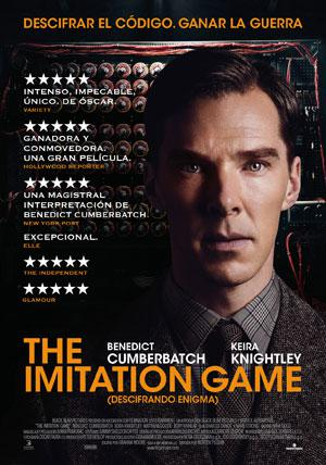 The Imitation Game (Descifrando Enigma) ★★★★★