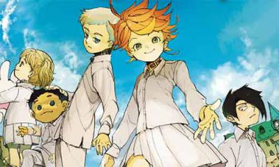 The promised Neverland podría convertirse en anime