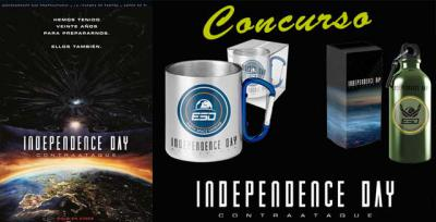 Concurso Independence Day: Contraataque