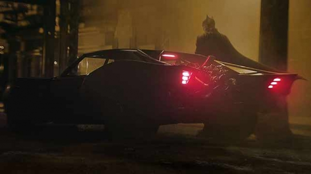 El Batmóvil de The Batman es revelado