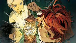 Se confirma el anime de The Promised Neverland