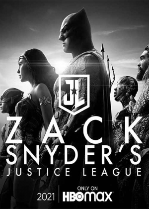 Zack Snyder's Justice League  ★★★★★