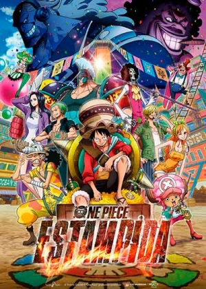 One Piece Estampida ★★★★★