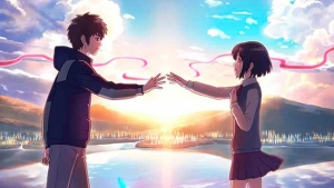 Hollywood prepara una película en imagen real del anime Your Name
