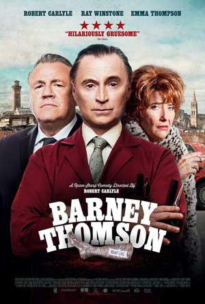 La leyenda de Barney Thompson. Clip exclusivo