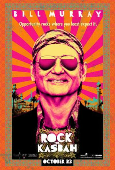 Rock the Kasbah ***
