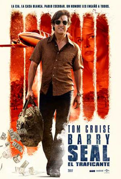 Barry Seal: el traficante ****