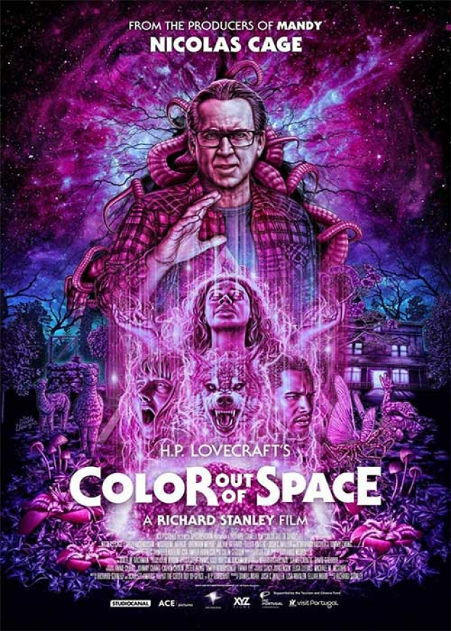 Color out of Space ★★★