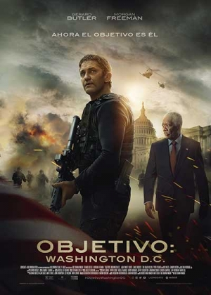 Objetivo: Washington D.C. ★★★