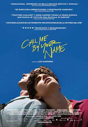 Call me by your name *****