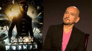 [video] Entrevista Ben Kingsley