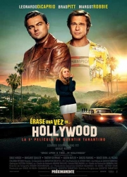 Érase una vez en Hollywood ★★★★★