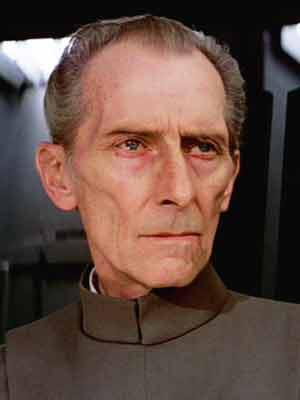 Peter Cushing estará en Star Wars Rogue One.