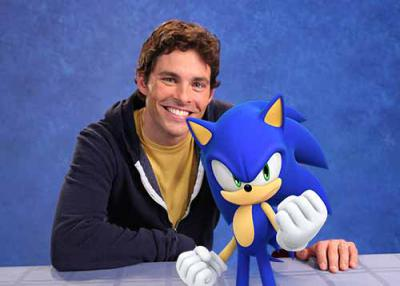 James Marsden se une a la película Sonic the Hedgehog