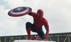 Spiderman tendrá alas en Homecoming. *