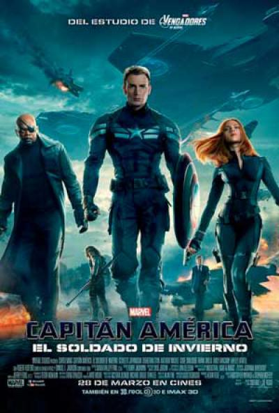 Captain America: the Winter Soldier *****