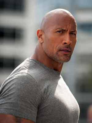 "Dwayne ""La Roca"" Johnson al frente del reparto de Jungle Cruise."