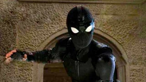 Primera foto oficial de Spider-Man Far From Home y el traje nuevo…