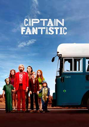 Captain Fantastic ★★★★