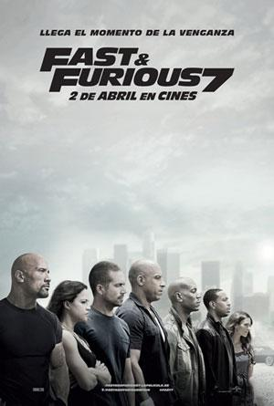 Fast and Furious 7  ★★★