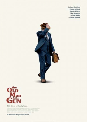 The Old Man and the Gun ★★★★