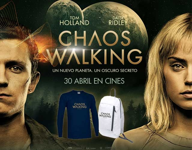 Concurso CHAOS WALKING
