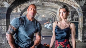 Primeras fotos de  Vanessa Kirby y Dwayne Johnson en Hobbs and Shaw